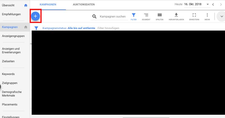 google-ads-kampagne-neue-hinzufuegen