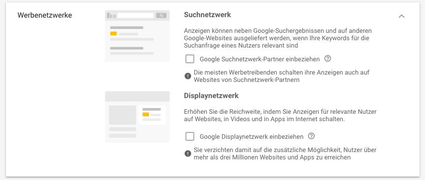 google-suchnetzwerk-kampagne-werbenetzwerke