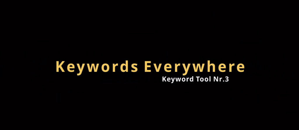 tool-nr3-keywords-everywhere